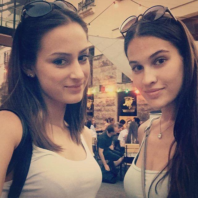 List of Beautiful girls in Hungary