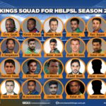 List of Karachi King Players in PSL 2017