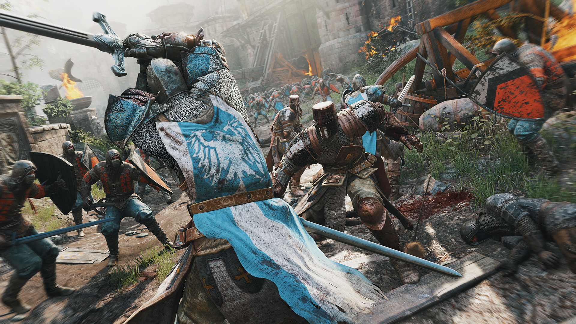 Download FOR HONOR PS4 video game 2017