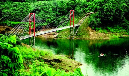 List of Top best Beautiful Places for visit in Bangladesh
