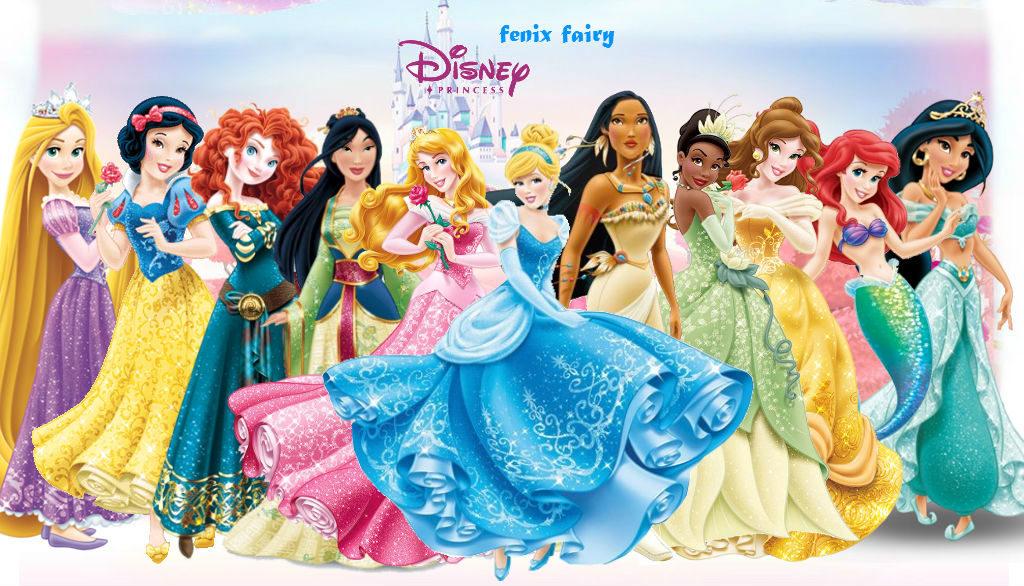 list of disney princesses. Black Bedroom Furniture Sets. Home Design Ideas