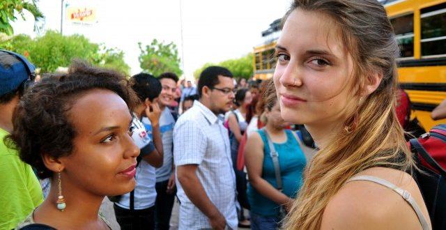 List of beautiful girls in Nicaragua