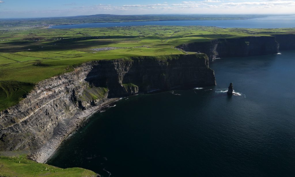 Cliffs of Moher beautiful place