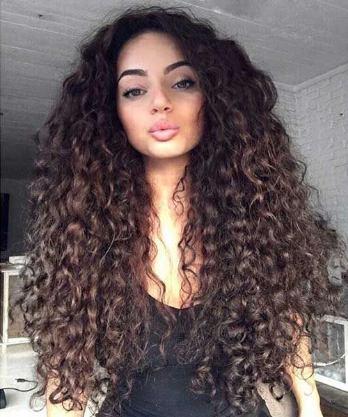 Girls Different Types of Haircuts for long hair