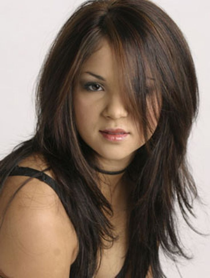 List of 10 Beautiful HairCuts for Bulky girls for fat face