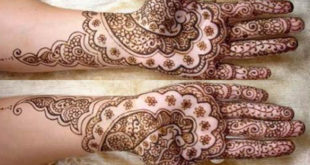 List of Indian Bridal Mehndi Design Collection 2017