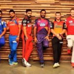 IPL 2017 Points Table, Team Standings