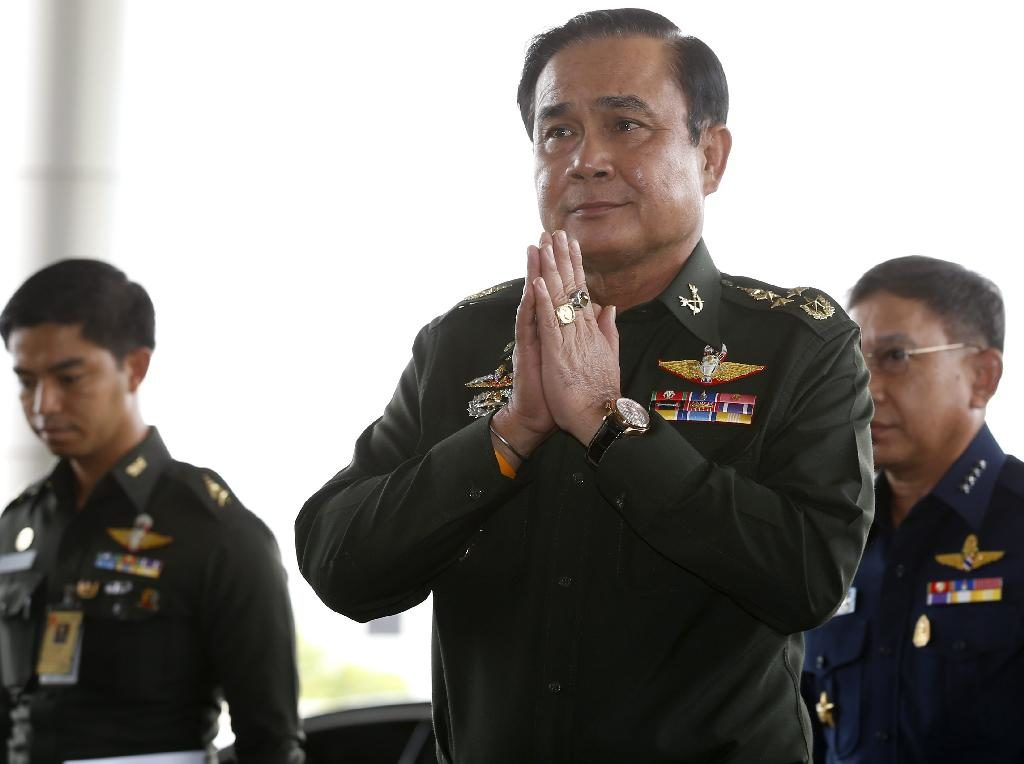 List of Army Chief of Thailand