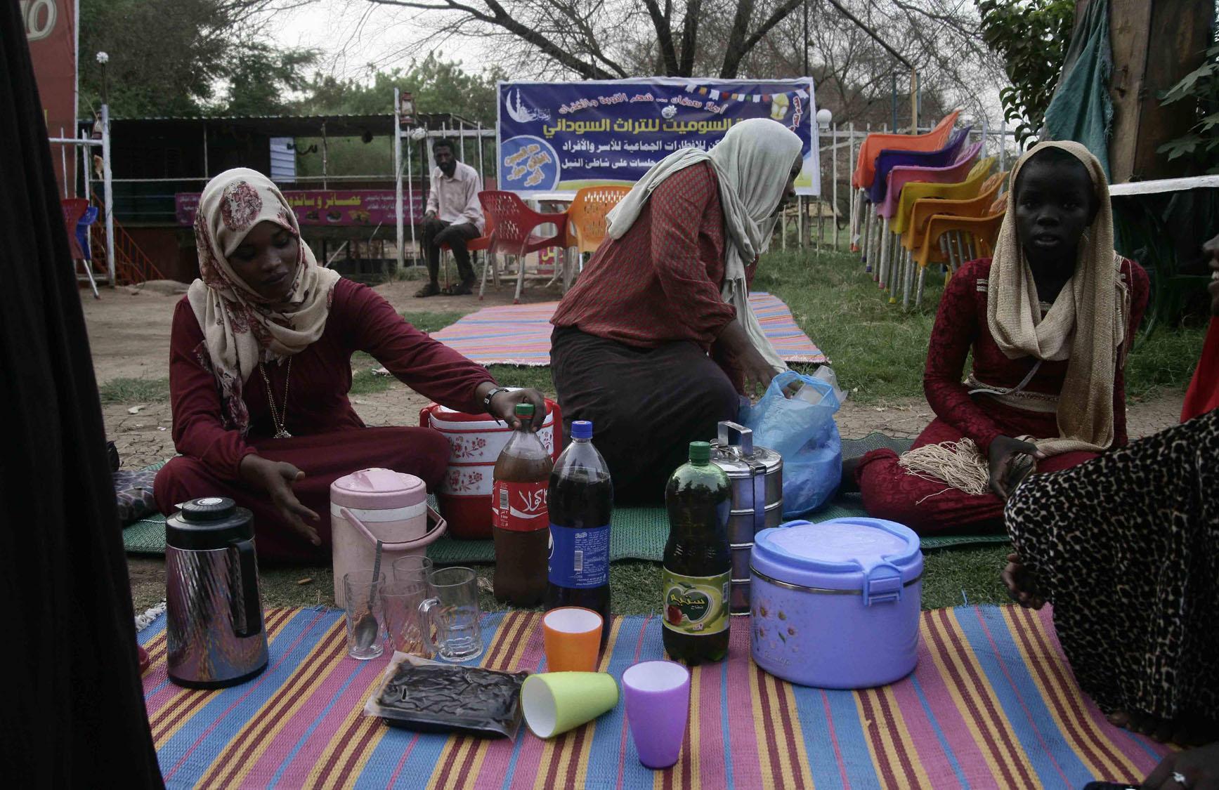 Ramadan calendar 2017 in  Sudan