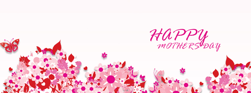 Mother day facebook cover