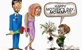 Funny mothers day messages 2017