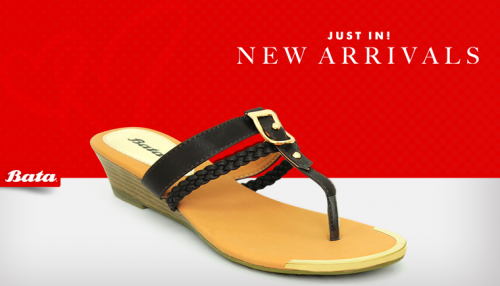 Bata Shoes latest Eid 2017 Collection For Women