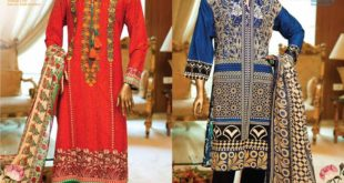 Junaid Jamshed Eid Collection 2017