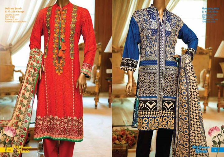 List of Junaid Jamshed Eid Collection in 2017