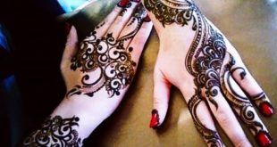 Latest Eid Mehndi designs for hands 2017