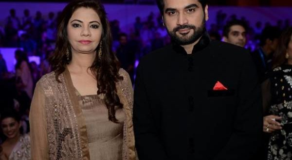 Humayun Saeed Family Pictures