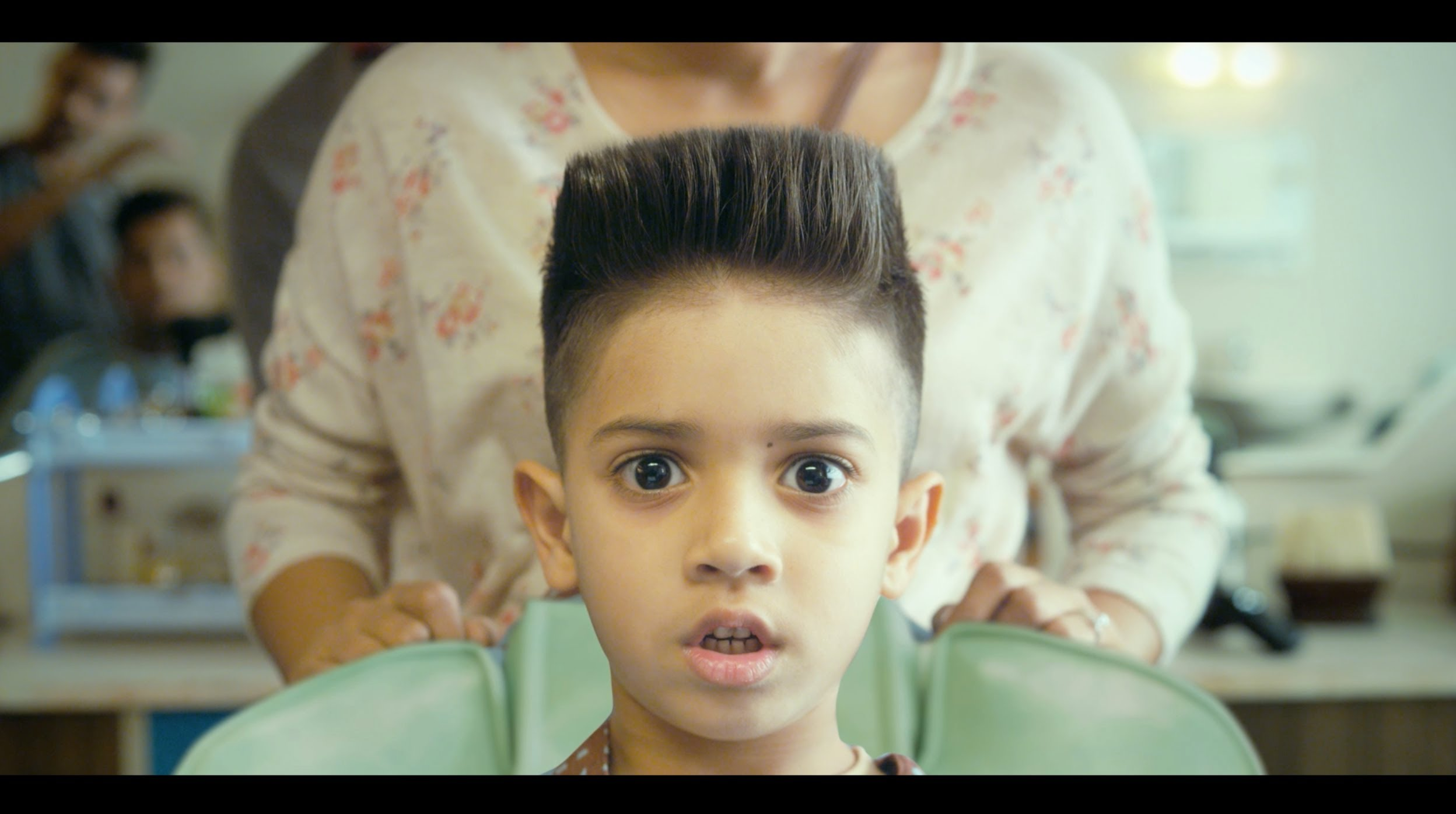 Indian Kids Latest Haircutting for Eid