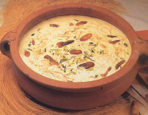 List of delicious dishes for Eid menu