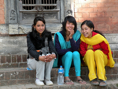 List of Nepali girls line id