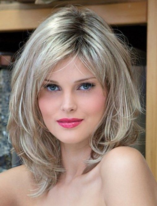 Oval Face Shape Hair cutting