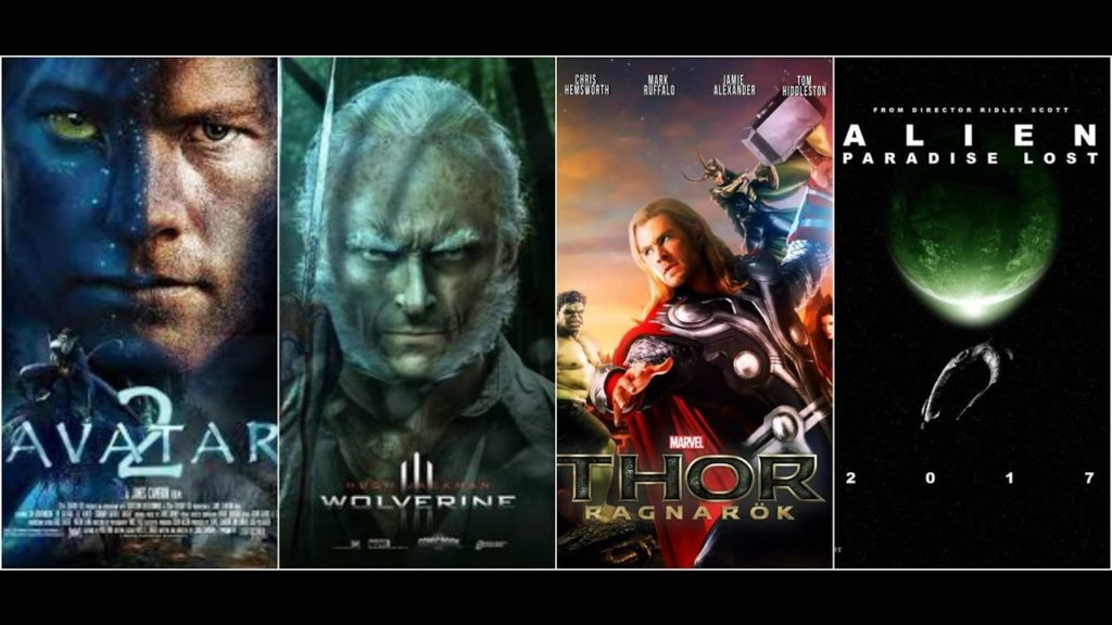 List of Hollywood movies in Ethiopian Dubbed 2017