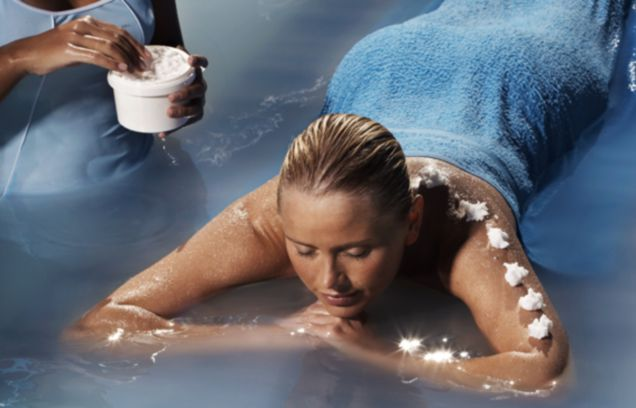 List of SPA Places in Iceland for girls