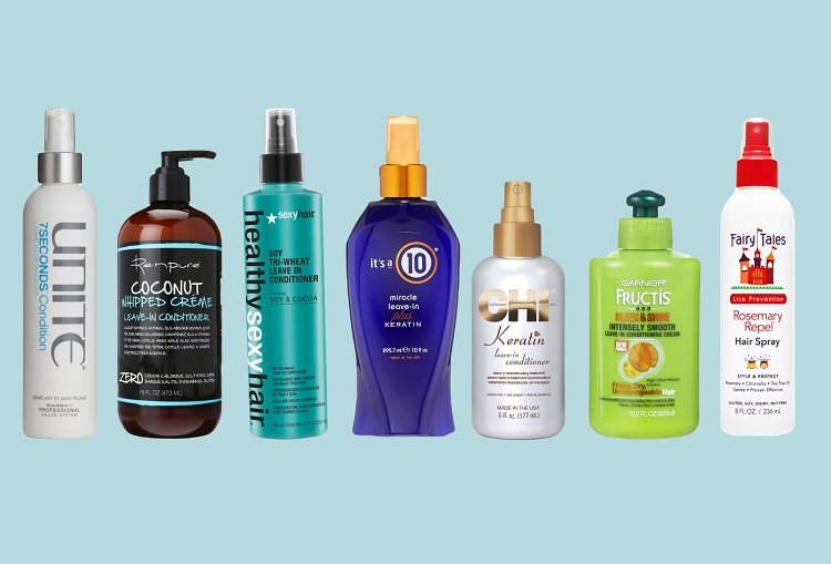 10 Best Leave In Conditioners Review 2018