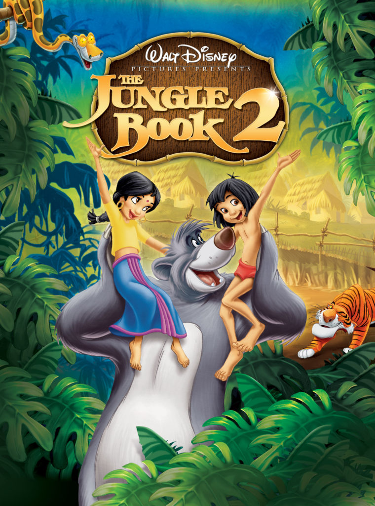 The Jungle Book princess 2018