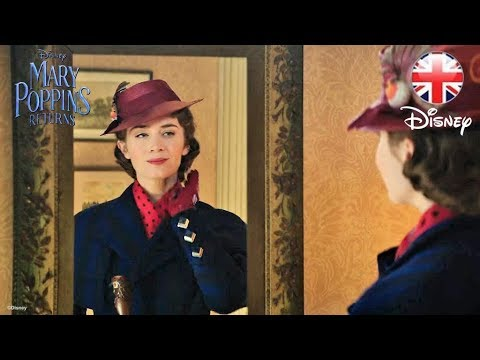 Mary Poppins Returns princess 2018