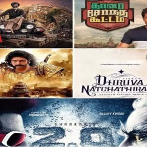 List of Tamil Movies in Hindi Dubbed 2018