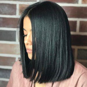Blunt Haircut