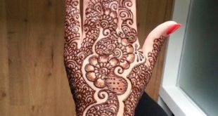 Mehndi Designs for Girls 2019