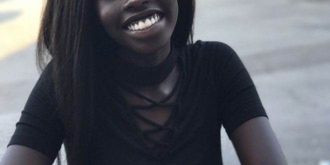 black girl line id