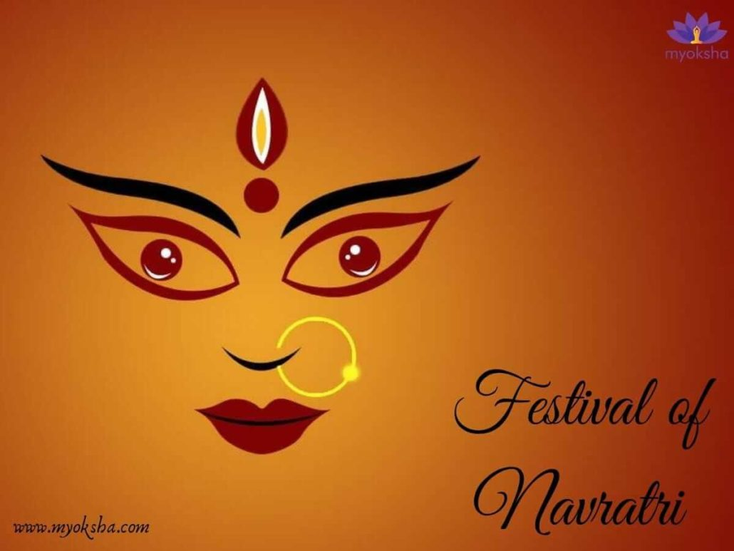 Navratri HD Wallpapers for Facebook Profile