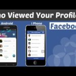 Check How are viewed your facebook profile