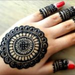 5 Latest Arabic Mehndi Designs 2019