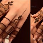 New and Latest Mehndi Designs for September 2019
