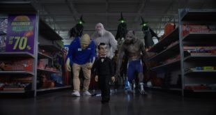 Goosebumps 2 Haunted Halloween Monsters