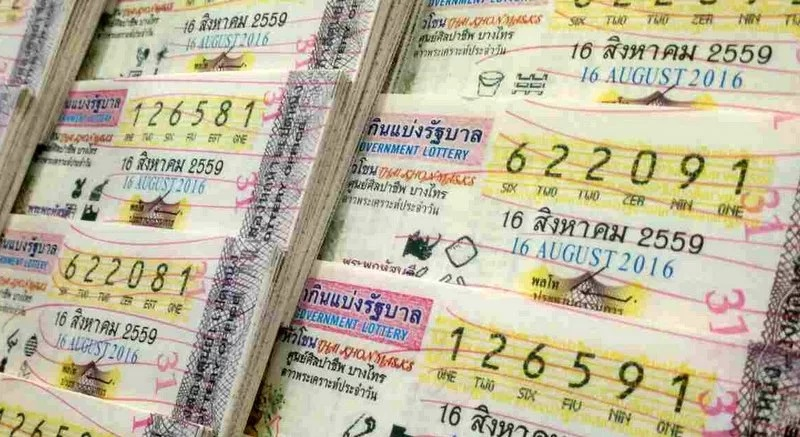 Thai Lottery Results on 16 October 2019 Updated