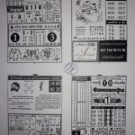 Thailand Lottery 4pc Paper Magazine For Coming Result 16 November 2019