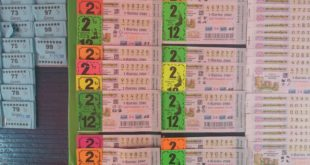 Thai Lottery Result 16 November 2019 Today