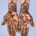 Karva Chauth Mehndi Designs 2020