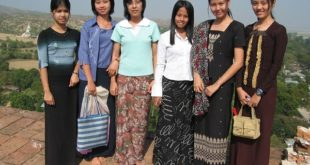 List of Burma Girls Line id