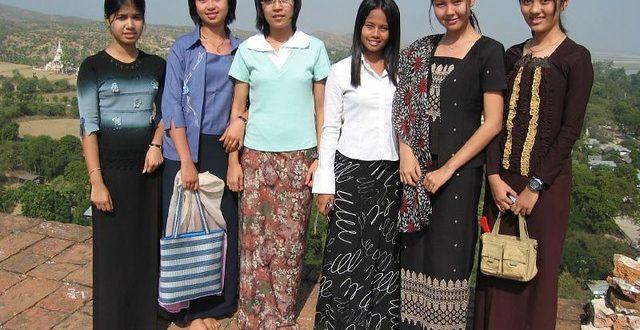 List of Burma Girls Line id