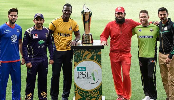 PSL 2020 Points Table, PSL Team Standing 2020