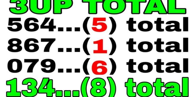 Thai lottery Tips for 1 March 2020