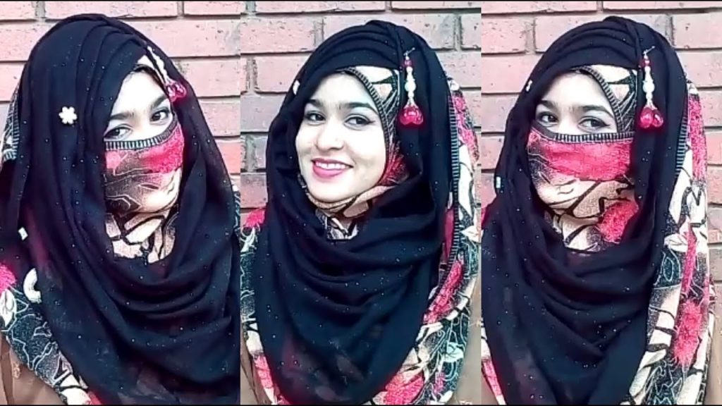Latest Hijab Style 2021 Step By Step With Niqab