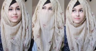 Hijab Style 2020 Step By Step With Niqab