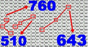 Thai Lottery Tips for 16 June 2020
