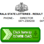 Today POURNAMI Lottery RN 429 Results in 30 August 2020